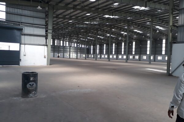 warehouse Changodar